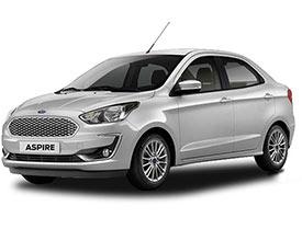 Ford Aspire Car Rental
