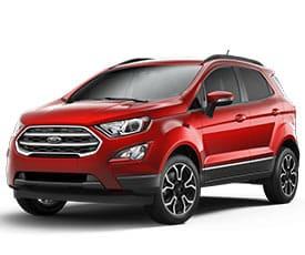 Ford Ecosport Car Rental