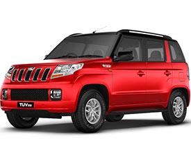 Mahindra TUV300 Car For Rental