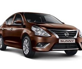 Nissan Sunny Car Rental