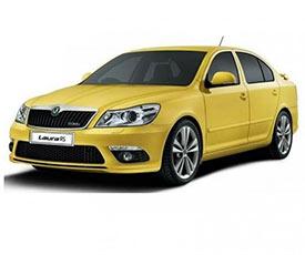 Skoda Laura Car for Rent
