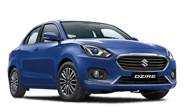 Swift Dzire Rental Cars for Self Driving