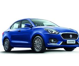 Swift Dzire Car Rental in Chennai