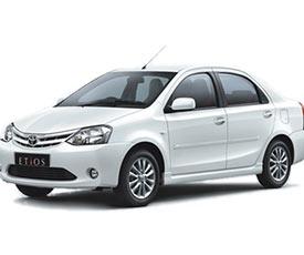 Toyota Etios Car Rental