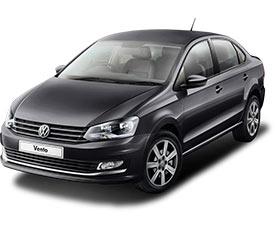 Volkswagen Vento for Rent