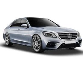 Mercedes Benz S Class Car Rental