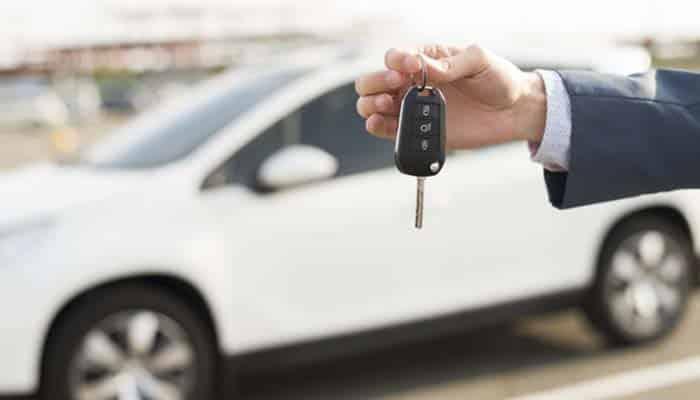 Car Rental for Driving