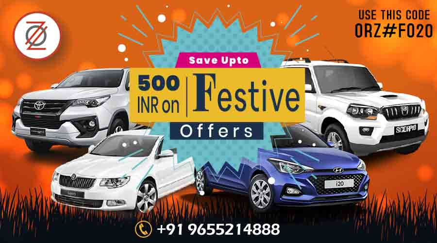 Festive Car Hire Offers