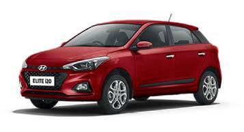 Hyundai i20 Car Hire