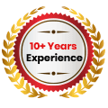 10+ Years of Car Rental Experience
