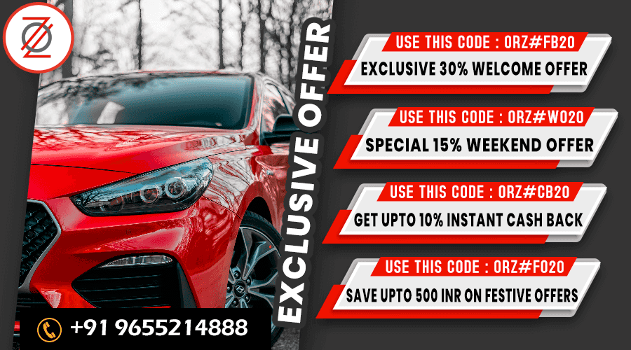 Self Drive Cars Offers