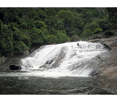 Siruvaani Waterfalls